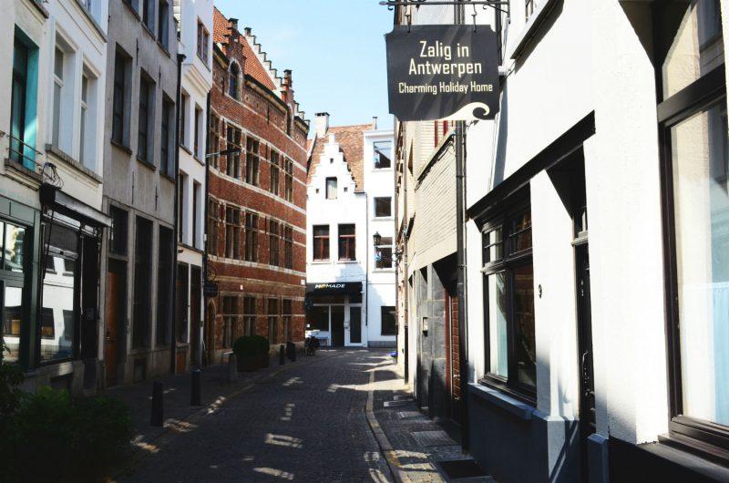 Zalig in Antwerpen