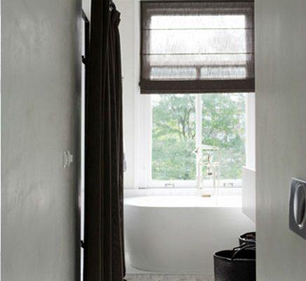 Dubbele douchekop inrichting - Kleine badkamer zen ...