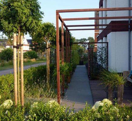 Perfecte midsommar tuin inrichting for Ideeen voortuin