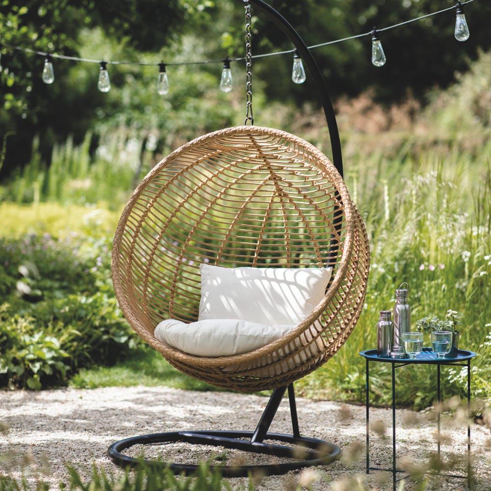 zitmeubels tuin hangstoel