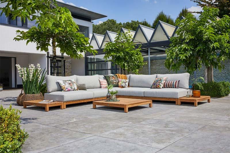 zitmeubels tuin loungeset