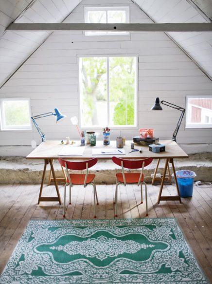 Zolder verbouwen goed idee inrichting - Idee van zolderruimte ...