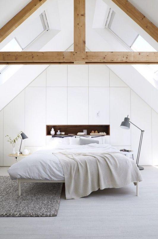 zolder slaapkamer isoleren