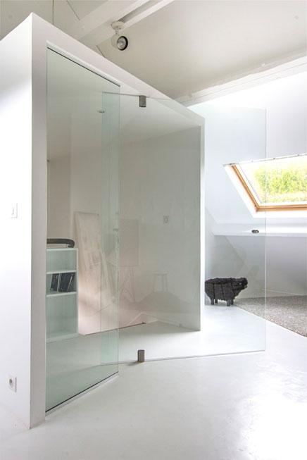 Zolder slaapkamer badkamer beste inspiratie voor huis ontwerp for Slaapkamer met badkamer