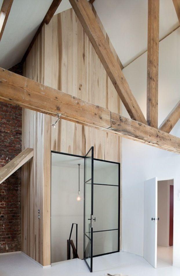 zolder slaapkamer trap dichtmaken ombouw
