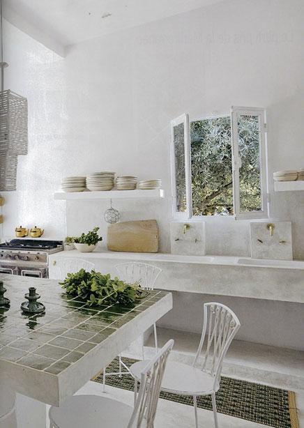 Zomerse keuken ideeen uit Zuid Frankrijk