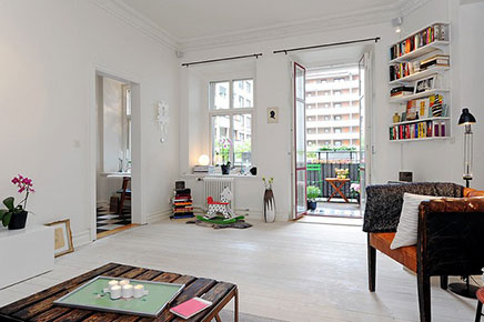 Gezellig Zonnig Balkon : Zonnig en gezellig balkon inrichting huis