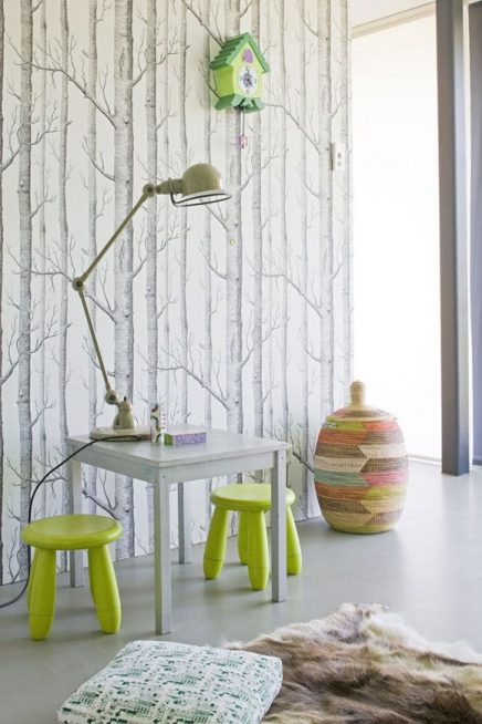 behang bomen 2016 : Bomen behang  Huisdecoratie  Pinterest Dutch Be ...