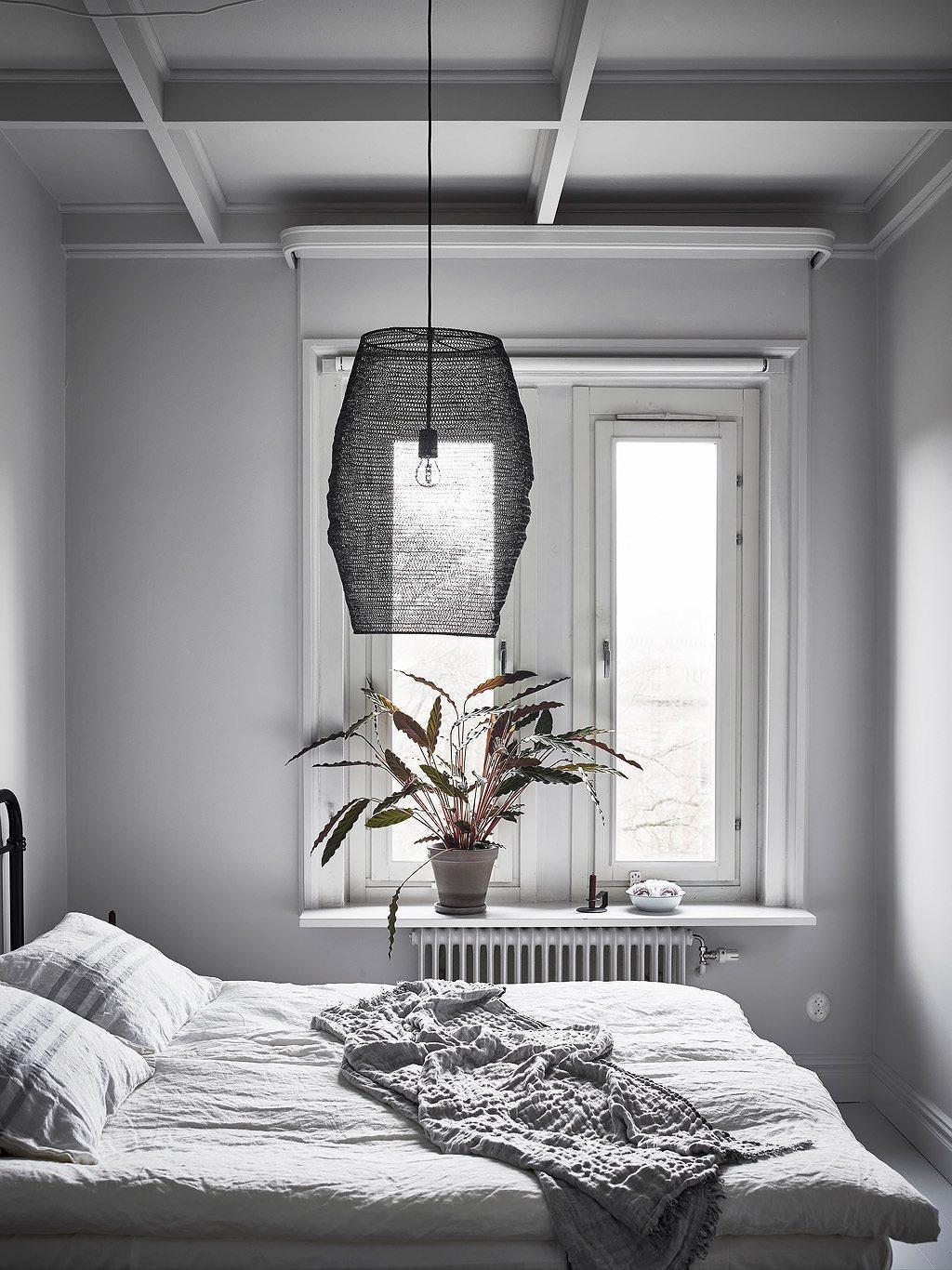 zwarte-hanglamp-slaapkamer