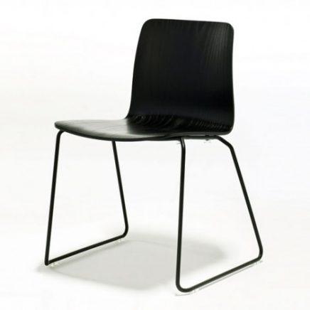 zwarte hay jw01 stoel
