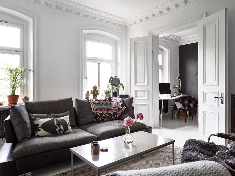 Ouderwetse Keuken Te Koop : Zweeds appartement te koop Inrichting-huis.com