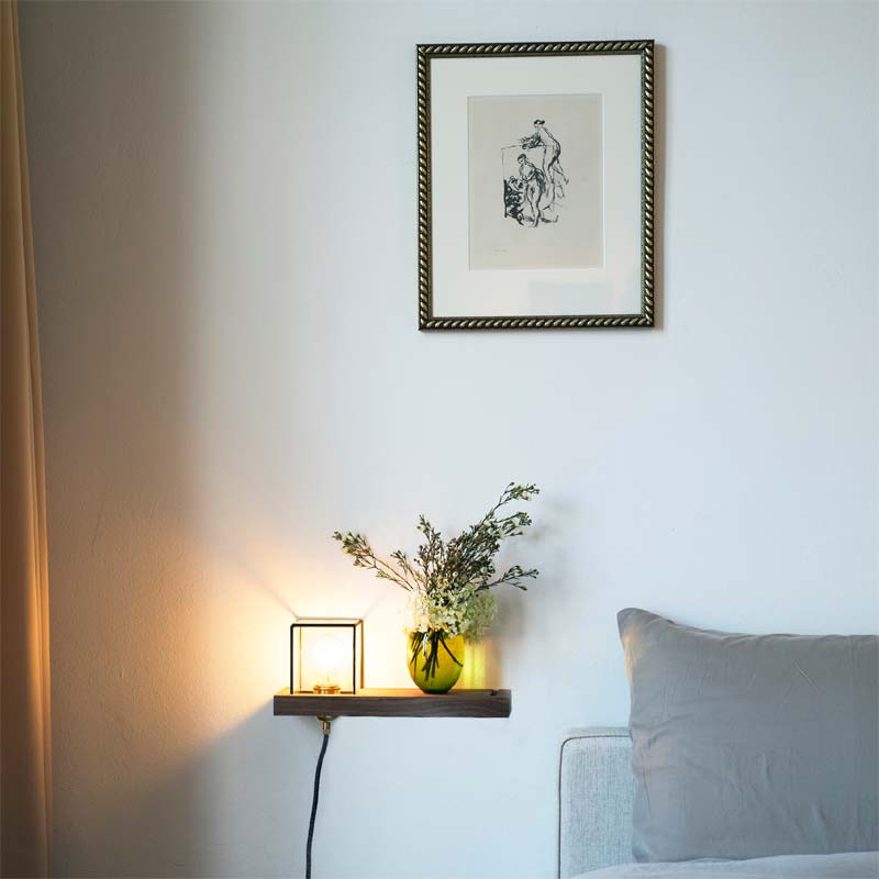 Zwevende nachtkastjes Hart & Ruyt Jut
