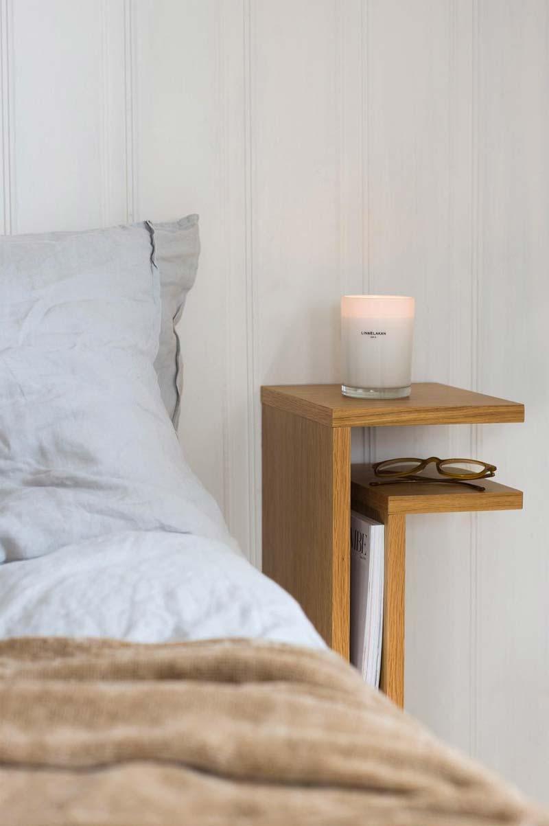 zwevende nachtkastjes maze f-shelf